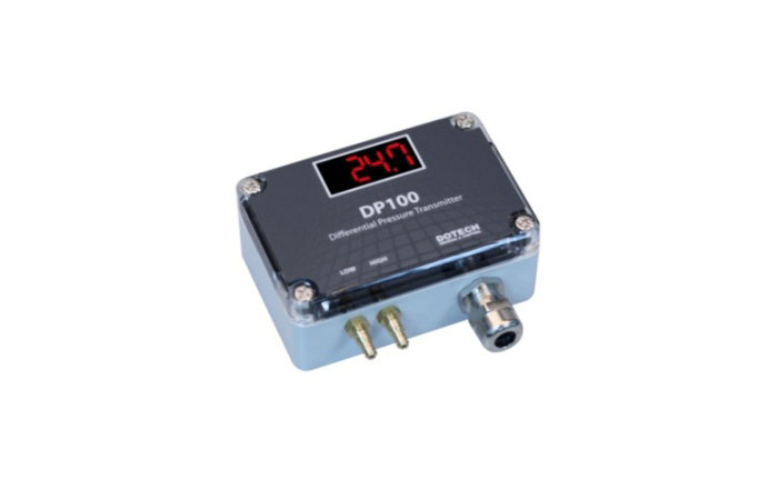 Differential Pressure Transmitter [DP100]